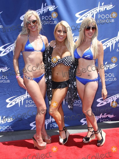 Photos From Crystal Hefner at Sapphire Pool Las Vegas