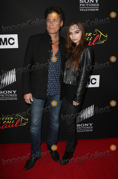 Photo - 28 March 2017 - Culver City California - Steven Bauer Lyda Loudon AMCs Better Call Saul Season 3 Premiere held at Arclight Cinemas Culver City Photo Credit AdMedia