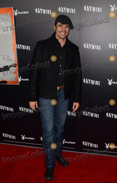 Gilles Marini Photo - Haywire Los Angeles Premiere