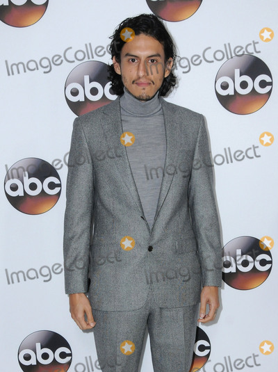 Richard Cabral Photo - 2017 Disney ABC TCA Winter Press Tour