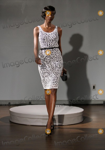 Pictures From Kevan Hall Presents His Spring 2013 Collection