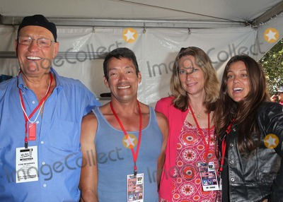 John Duran,Raquel Castaneda,Betsy Butler Photo - 2012 LA Gay Pride_Backstage