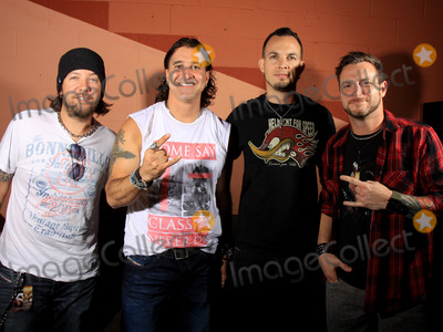 Creed,Mark Tremonti,Scott Phillips,Scott Stapp,Mark Andes Photo - Creed at The Tabernacle in downtown Atlanta GA