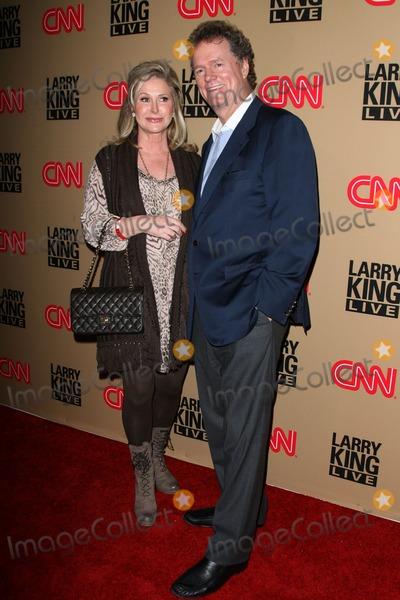 Larry King,Kathy Hilton,Rick Hilton Photo - CNNs Larry King Live Final Broadcast Wrap Party