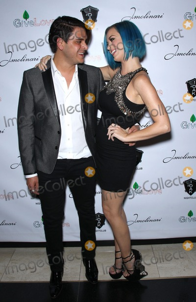 Markus Molinari,Katie Perry,Katy Perry Photo - Katy Perry hosts GiveLove Event at 1OAK Las Vegas inside the Mirage