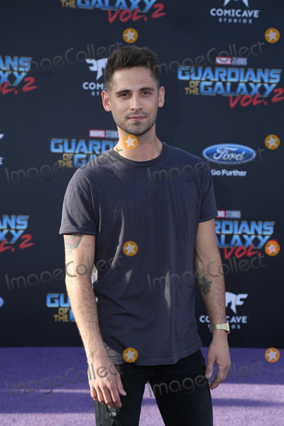 Jean-Luc Bilodeau Photo - Premiere Of Disney And Marvels Guardians Of The Galaxy Vol 2 - Arrivals