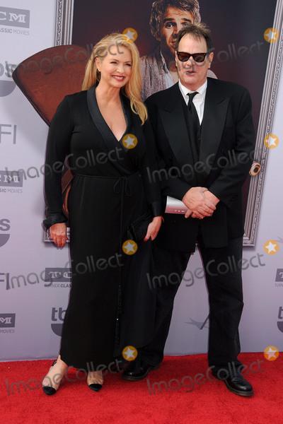 Dan Aykroyd Photo - 4 June 2015 - Hollywood California - Donna Dixon Dan Aykroyd AFI 43rd Life Achievement Award Gala Tribute To Steve Martin held at the Dolby Theatre Photo Credit Byron PurvisAdMedia