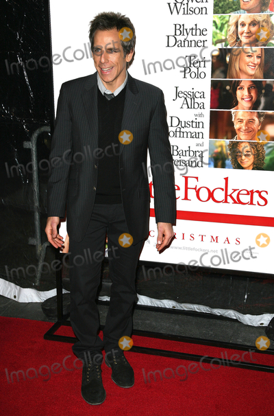 Ben Stiller,Paul Zimmerman Photo - Little Fockers World Premiere New York City
