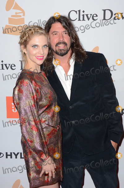 Dave Grohl Photo - 14 February  - Beverly Hills Ca - Jordyn Blum Dave Grohl Arrivals for the 2016 Pre-GRAMMY Gala And Salute to Industry Icons Honoring Irving Azoff held at The Beverly Hilton Hotel Photo Credit Birdie ThompsonAdMedia