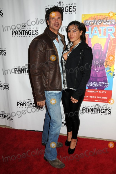 Lorenzo Lamas,Shawna Photo - Hair Play Opening