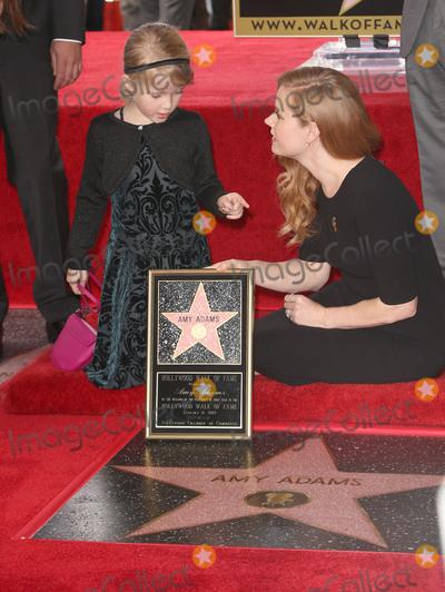 Photos From Amy Adams Honored With Star On The Hollywood Walk Of Fame