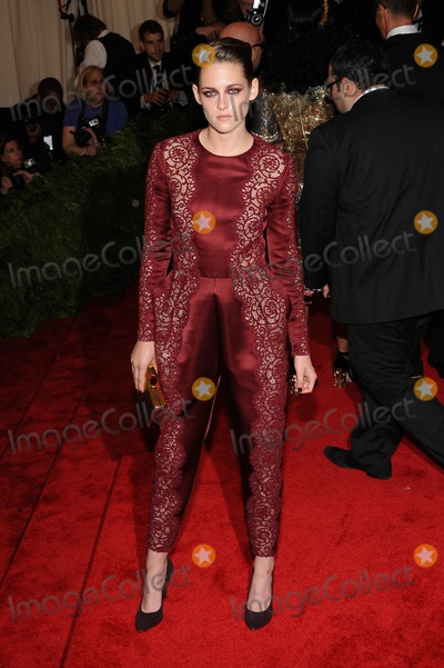 Kristen Stewart,Chaos Photo - PUNK Chaos To Couture Costume Institute Gala