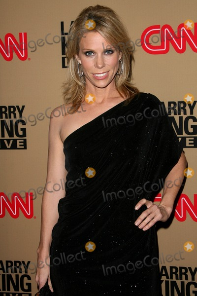 Larry King,Cheryl Hines Photo - CNNs Larry King Live Final Broadcast Wrap Party