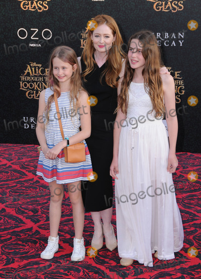 Miranda Otto Photos - 24 May 2016 - Hollywood California - Miranda Otto Arrivals for the Premiere Of Disneys Alice Through The Looking Glass held at El Capitan Theater Photo Credit Birdie ThompsonAdMedia
