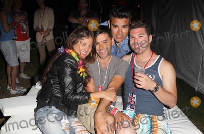 Raquel Castaneda Photo - 2012 LA Gay Pride_Backstage