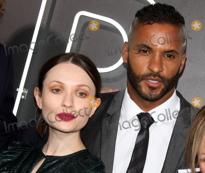 Emily Browning,Ricky Whittle Photo - American Gods Premiere