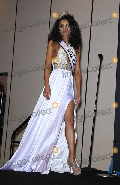 Photos From Miss District of Columbia Kara McCullough is crowned 2017 Miss USA