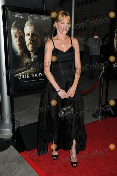 Melanie Griffiths Photo - 14 August 2013 - Hollywood California - Melanie Griffith Dark Tourist Los Angeles Premiere held at Arclight Cinemas Photo Credit Byron PurvisAdMedia