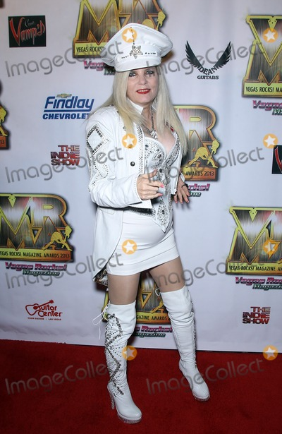 Sally Steele Photo - 2013 Vegas Rocks Magazine Awards