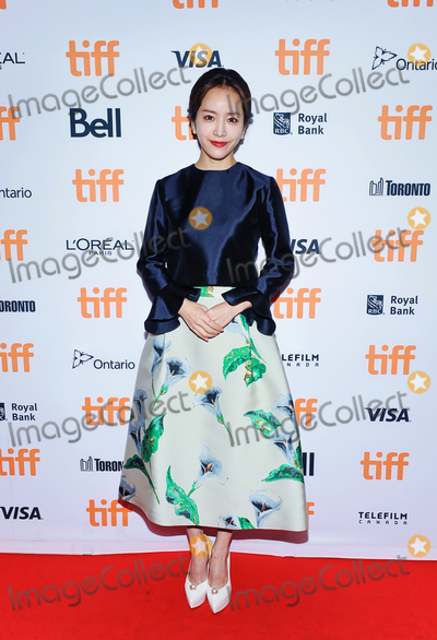 Han Ji-Min Photos - 17 September 2016 - Toronto Ontario Canada - Han Ji-min The Age Of Shadows Premiere during the 2016 Toronto International Film Festival held at The Princess of Wales Theatre Photo Credit Brent PerniacAdMedia