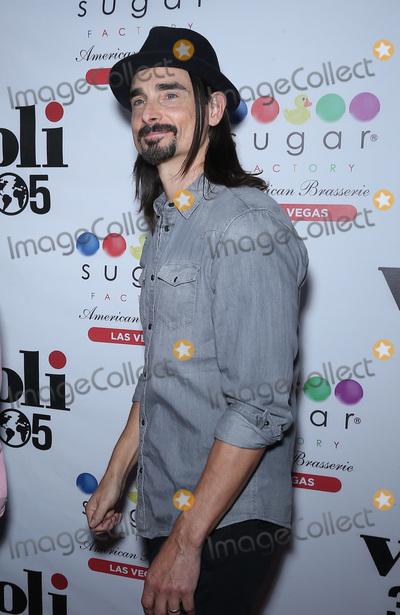 Backstreet Boys,Kevin Richardson Photo - Backstreet Boys at Sugar Factory at Fashion Show Las Vegas