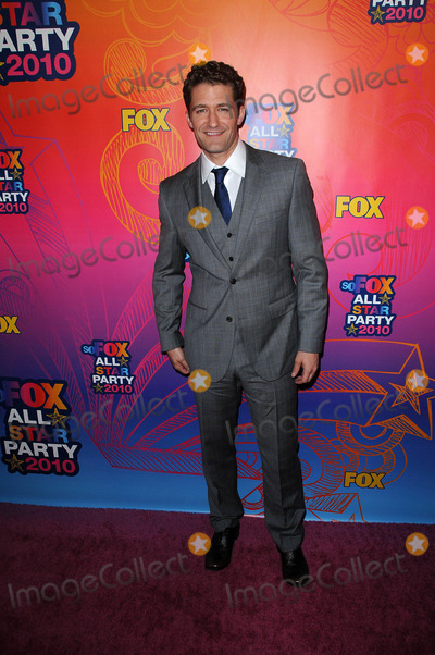 Matthew Morrison Photo - FOX TCA All Star Party