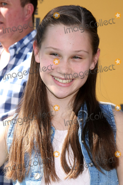 Anastasia Bredikhina Photo - Anastasia Bredikhinaat The Peanuts Movie Los Angeles Premiere Village Theater Westwood CA 11-01-15