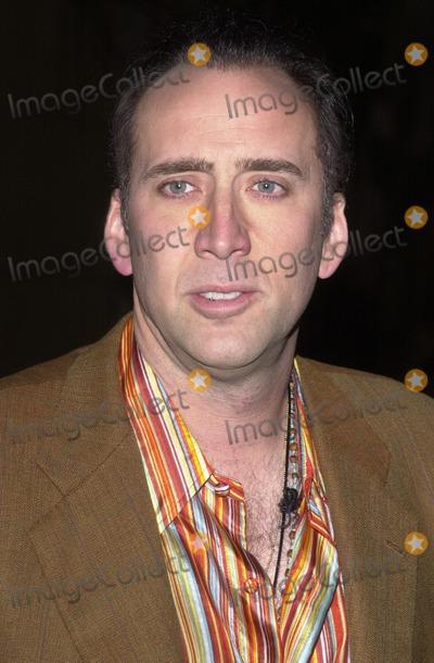 Nicolas Cage Photo - Tribute To Nicolas Cage