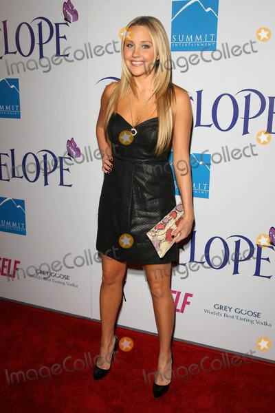 Amanda Bynes Photo - Los Angeles Premiere of Penelope