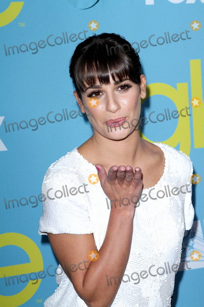 Lea Michele,Lea Michelle Photo - Glee Academy Screening