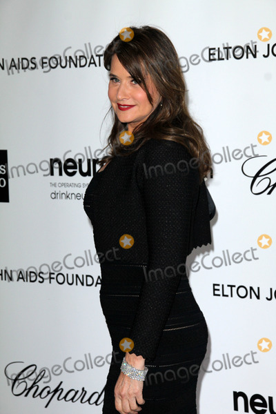 Lorraine Bracco,Elton John Photo - 20th Annual Elton John AIDS Foundation Academy Awards Party