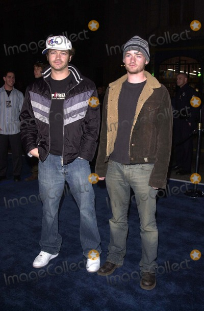 Danny Masterson,Chris Masterson Photo - X2 X-Men United Premiere