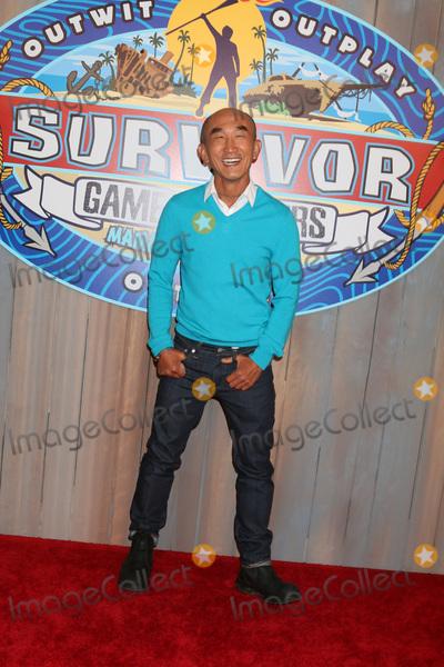 Photo - Tai Trangat the Survivor Game Changers - Mamanuca Islands Finale CBS Studio Center Studio City CA 05-24-17