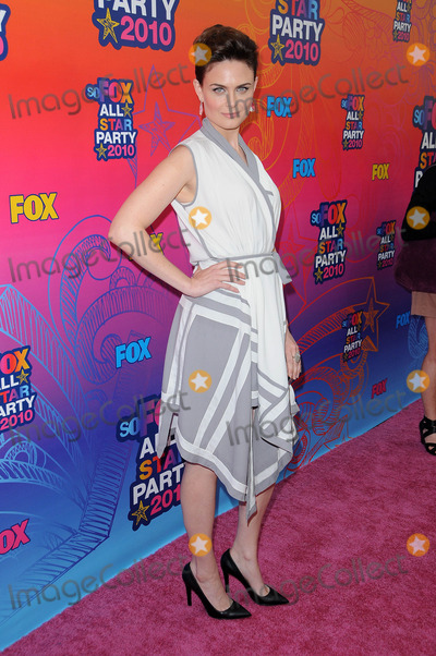 Emily Deschanel Photo - FOX TCA All Star Party
