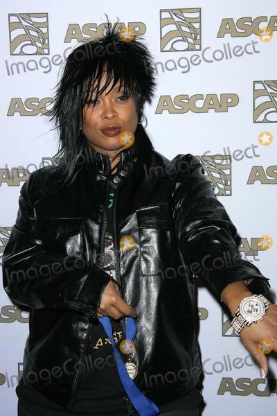 Da Brat Photo - Da Brat at The 25th Annual ASCAP Pop Music Awards Kodak Theatre Hollywood CA 04-09-08