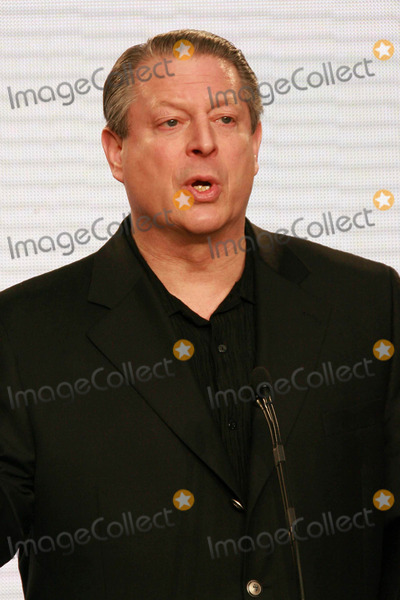 Al Gore Photo - Global Climate Crisis Campaign Concert Press Conference