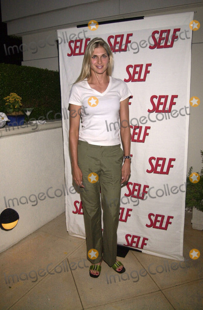 Gabrielle Reese Photo -  Gabrielle Reese at the Self Magazine party to celebrate their Healthy issue Beverly Hills 10-04-00