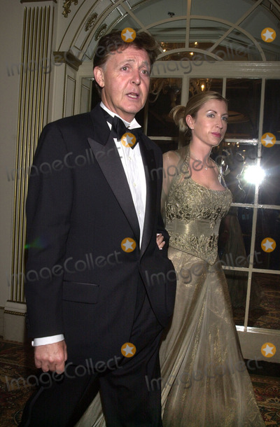 Paul Mccartney,Heather Mills,The Specials Photo - Adopt-A-Minefield Benefit