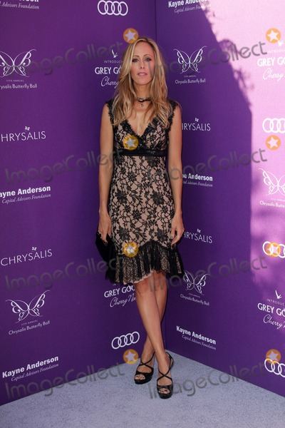 Kim Raver,KIM RAVERS Photo - 2012 Chrysalis Butterfly Ball