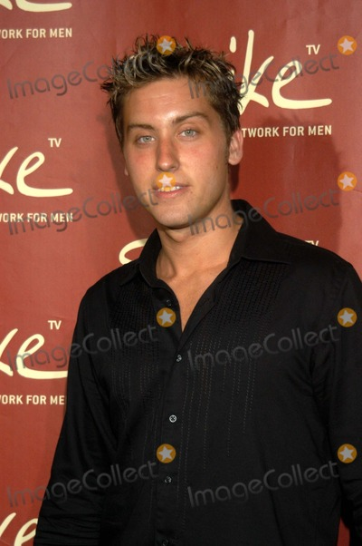 Lance Bass Photo - Launch of Spike TV