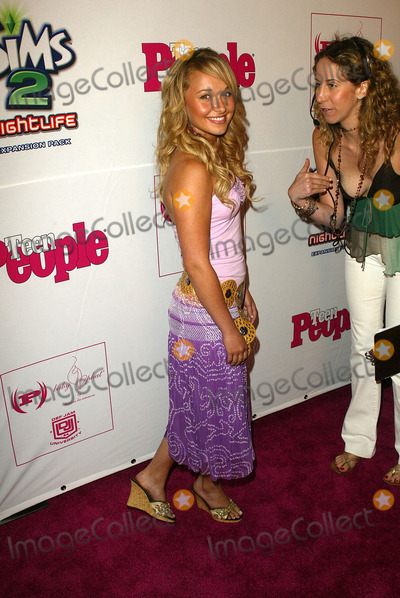 Hayden Panettiere Photo - Teen Peoples Young Hollywood Celebration