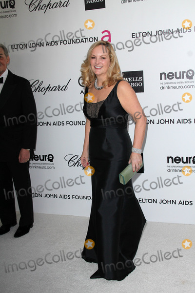 Patty Hearst,Elton John Photo - 20th Annual Elton John AIDS Foundation Academy Awards Party