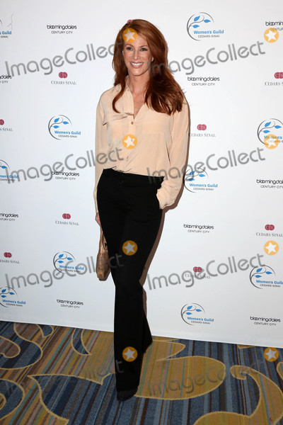 Angie Everhart,Four Seasons Photo - 2017 Womens Guild Cedars-Sinai Annual Spring Luncheon