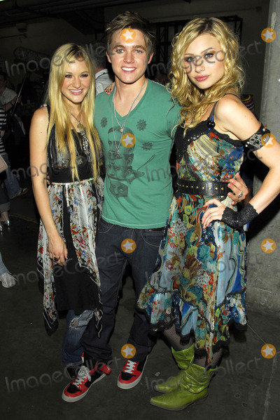 Jesse McCartney,AJ Michalka,Aly Michalka Photo - The Radio Disney Totally 10 Birthday Concert