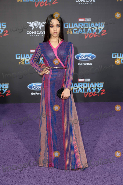 Jenna Ortega Photo - Guardians of the Galaxy Vol 2  Los Angeles Premiere