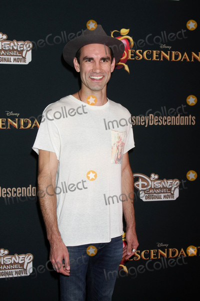 Aaron Farb Photo - Aaron Farbat the Descendants Premiere Screening Walt Disney Studios Burbank CA 07-24-15