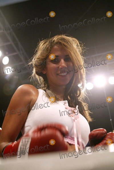 Leilani Dowding at Perfect 10 Magazine's Model Boxing at the Grand ...