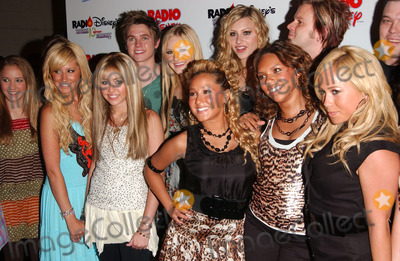 The Cheetah Girls,Cheetah Girls,Emily Osment,Ashley Tisdale,Jesse McCartney,Miley Cyrus,Aly Michalka,AJ Michalka,CHEETAHS GIRLS Photo - The Radio Disney Totally 10 Birthday Concert