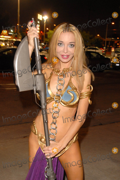Lorielle New Photo - Halloween Costume of the Year - Slave Leia