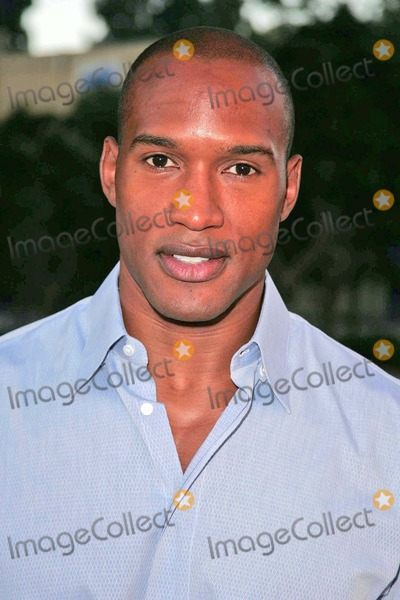 Henry Simmons,Henri Simmons Photo - ABC All-Star Party